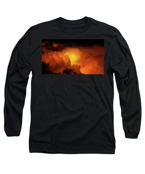 Marvelous Clouds Long Sleeve T-Shirt