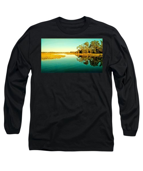 Marvelous Marsh Long Sleeve T-Shirt