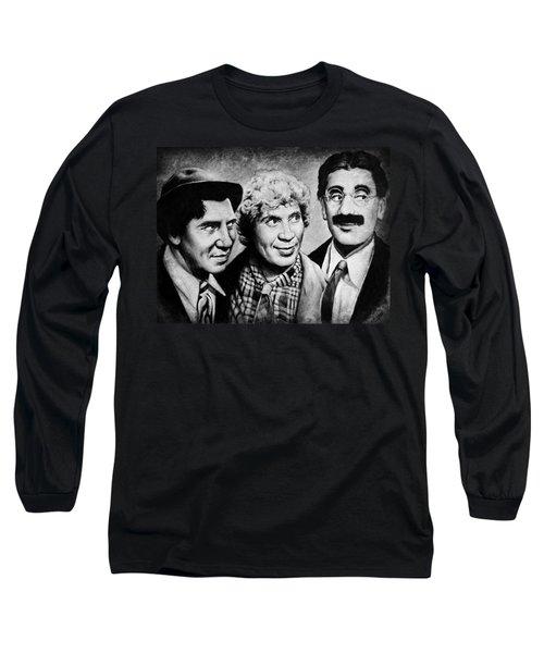 Marx Bros Long Sleeve T-Shirt