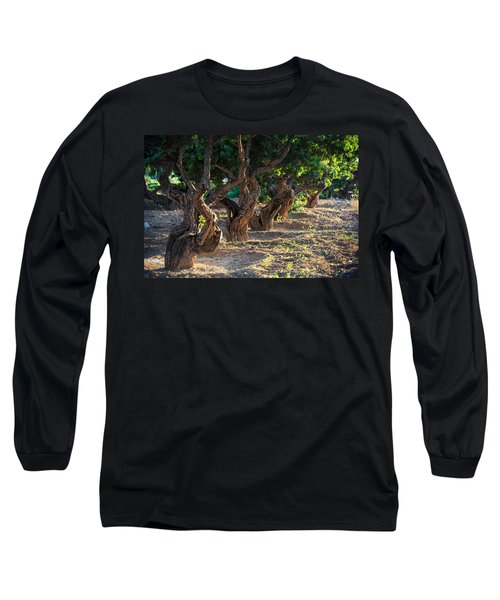 Mastic Tree   Long Sleeve T-Shirt