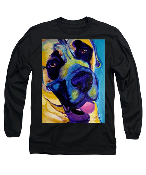Mastiff - Lazy Sunday Long Sleeve T-Shirt