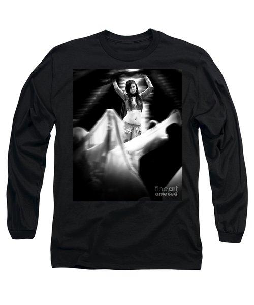 Mata Hari Long Sleeve T-Shirt