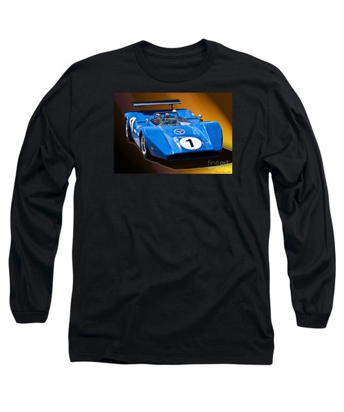 Matich Sr4 Long Sleeve T-Shirt