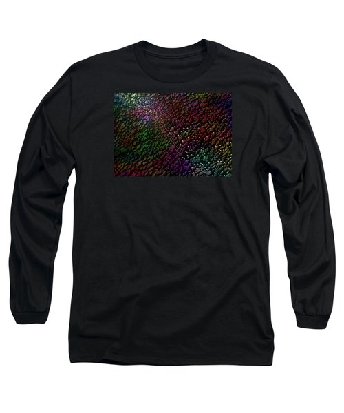 Long Sleeve T-Shirt featuring the digital art Matrizzavano by Jeff Iverson