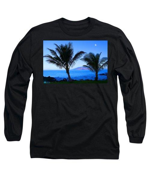 Maui Coastline Long Sleeve T-Shirt
