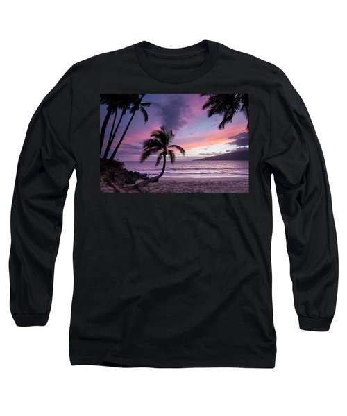 Maui Moments Long Sleeve T-Shirt by James Roemmling