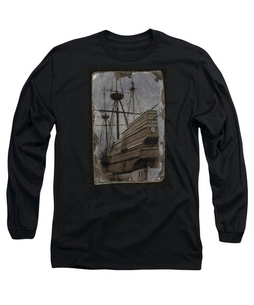 Mayflower 1 Long Sleeve T-Shirt