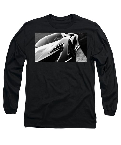 Mclaren 720s - 3 Long Sleeve T-Shirt
