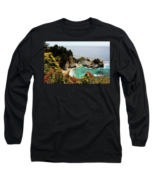 Mcway Falls 2 Long Sleeve T-Shirt by Judy Vincent