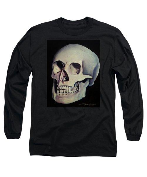Medical Skull  Long Sleeve T-Shirt