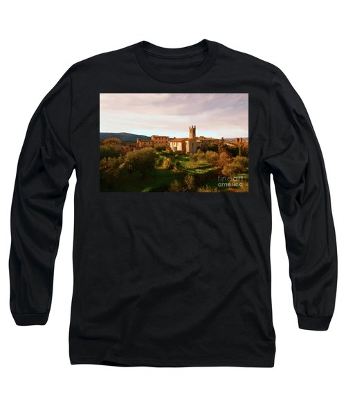 Medieval Tuscany Long Sleeve T-Shirt
