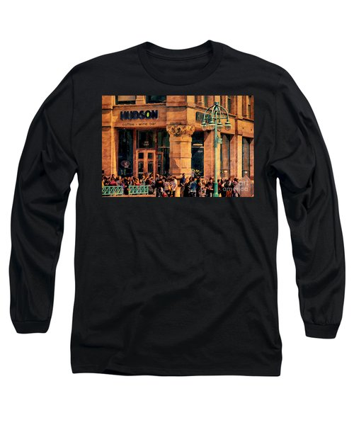 Meet You At Hudson's Long Sleeve T-Shirt