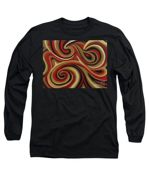 Melting Pool Long Sleeve T-Shirt
