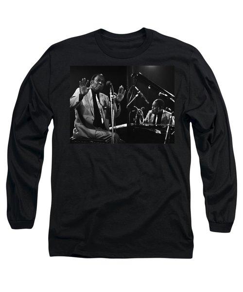 Memphis Slim Long Sleeve T-Shirt