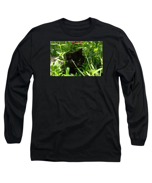 Meow Long Sleeve T-Shirt