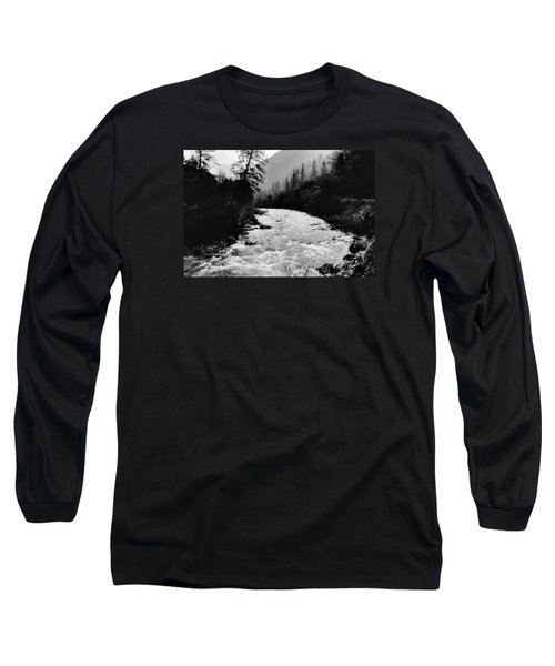 Merced River Canyon Long Sleeve T-Shirt