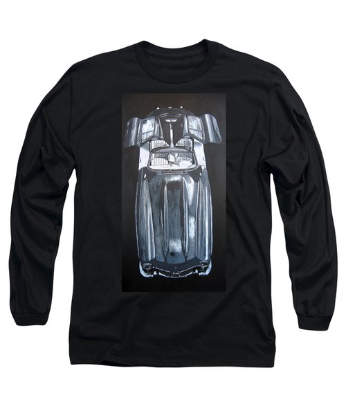 Mercedes Benz Gullwing Long Sleeve T-Shirt