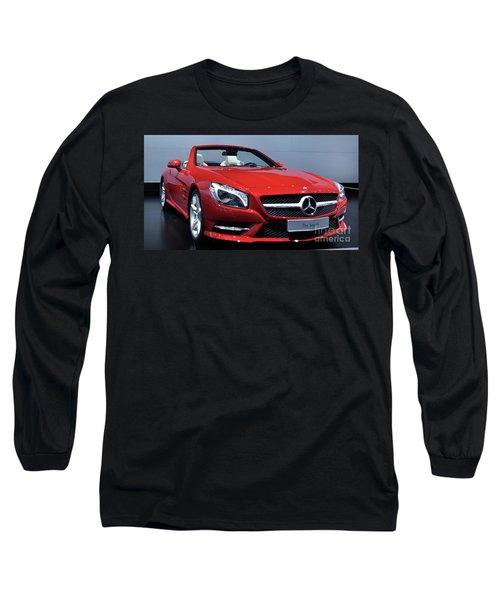 Mercedes Benz Sl Long Sleeve T-Shirt