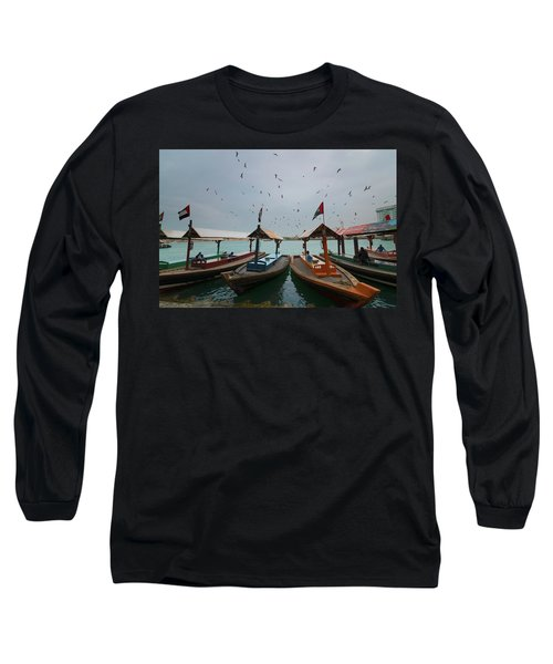 Merchants Of Dubai Long Sleeve T-Shirt
