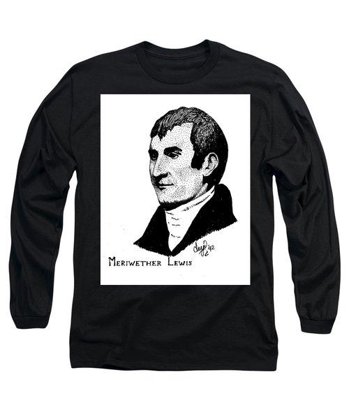 Meriwether Lewis Long Sleeve T-Shirt
