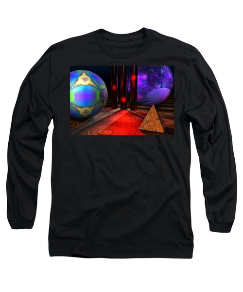 Merlin's Playground Long Sleeve T-Shirt