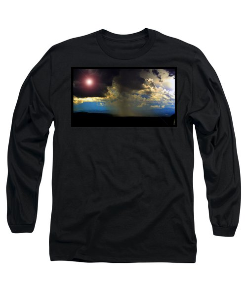 Mesa Thunderstorm Vistas Long Sleeve T-Shirt by Susanne Still