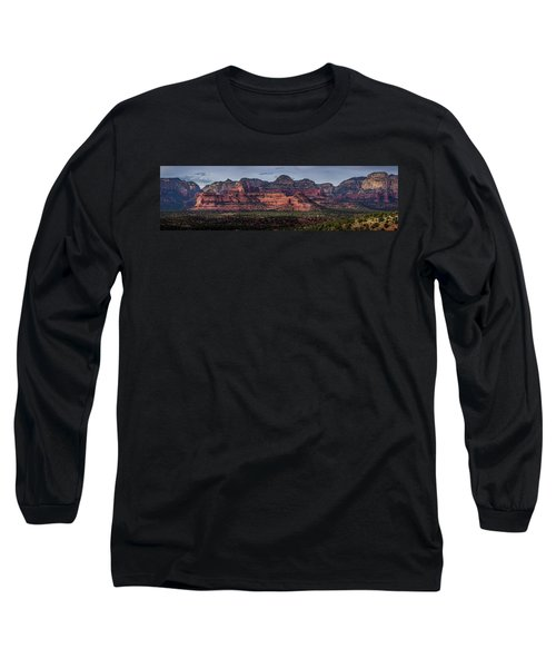 Mescal Mountain Panorama Long Sleeve T-Shirt