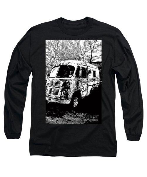 Metro Van Side Long Sleeve T-Shirt