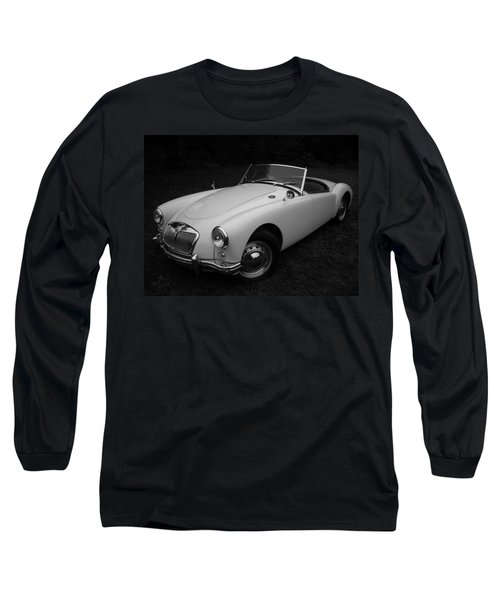 Mg - Morris Garages Long Sleeve T-Shirt