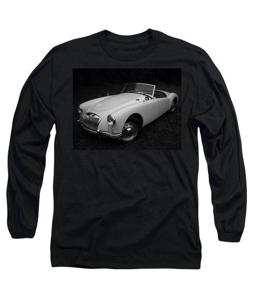 Mg - Morris Garages Long Sleeve T-Shirt by Juergen Weiss
