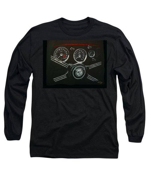 Mga Dash Long Sleeve T-Shirt