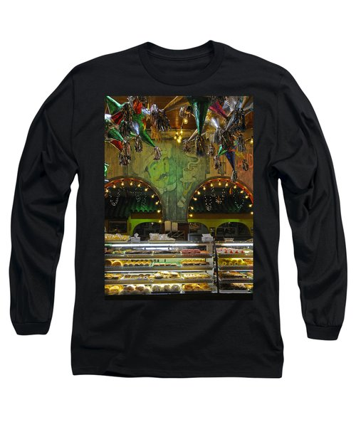 Mi Tierra Long Sleeve T-Shirt