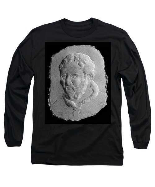 Michelangelo Long Sleeve T-Shirt