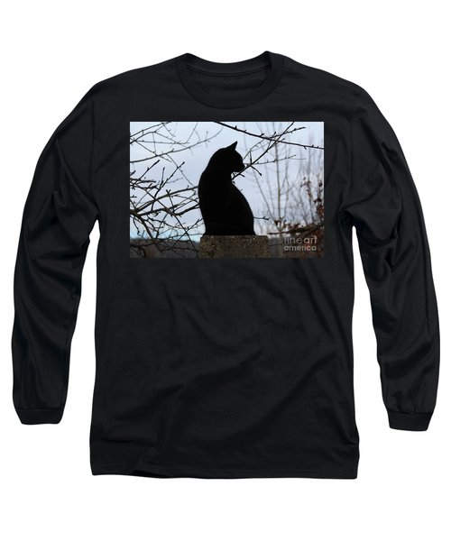 Long Sleeve T-Shirt featuring the photograph Midi 1 by Wilhelm Hufnagl