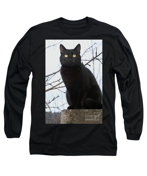 Long Sleeve T-Shirt featuring the photograph Midi 2 by Wilhelm Hufnagl