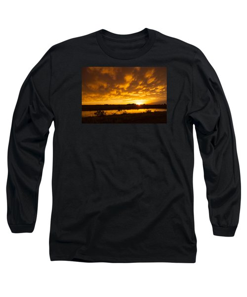 Midland Sunset Long Sleeve T-Shirt