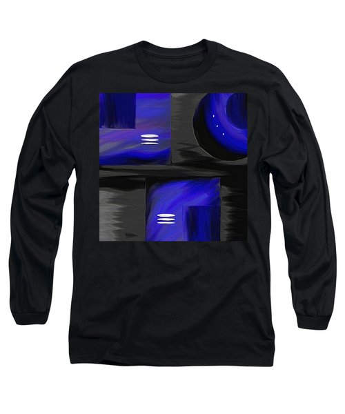 Midnight Long Sleeve T-Shirt