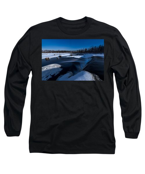 Midnight Falls Long Sleeve T-Shirt