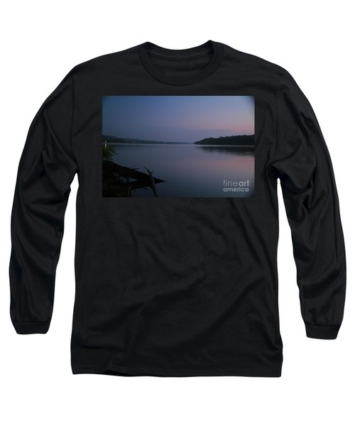 Midnite Blue Long Sleeve T-Shirt