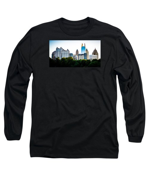 Midtown Skyline Long Sleeve T-Shirt