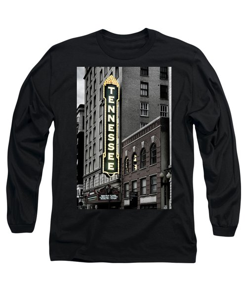 Mighty Tennessee Long Sleeve T-Shirt