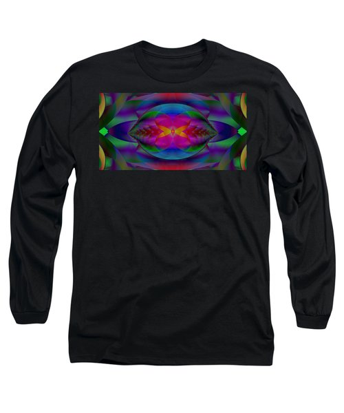 Migrating Dimensions Long Sleeve T-Shirt by Mike Breau