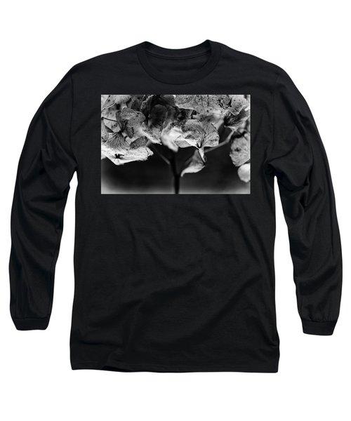 Miguel's Hydrangea 3 Long Sleeve T-Shirt
