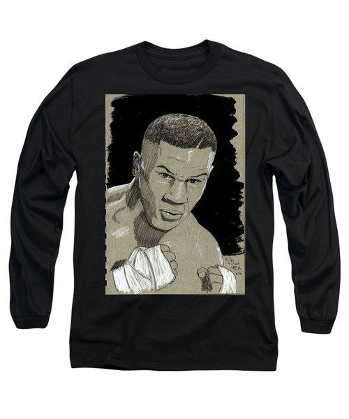 Mike Tyson Long Sleeve T-Shirt