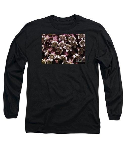 Milkweed Florets Long Sleeve T-Shirt