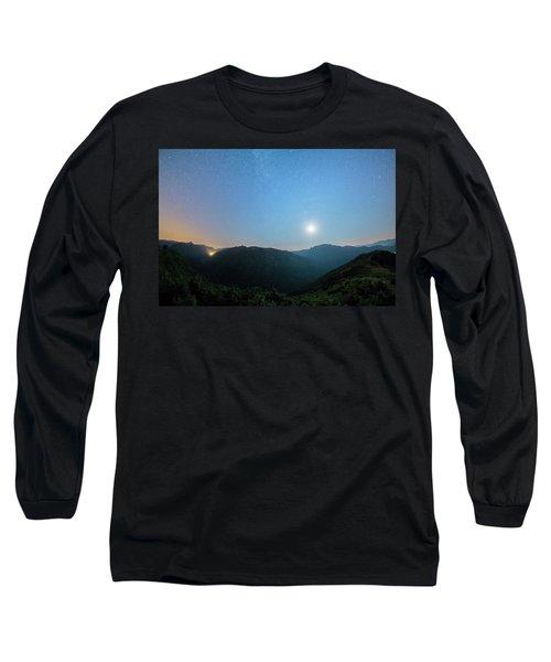 Milky Way Geres 3 Long Sleeve T-Shirt