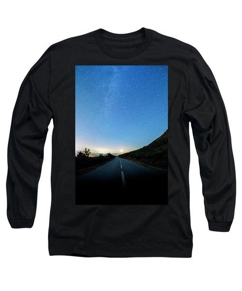 Milky Way Geres 4 Long Sleeve T-Shirt
