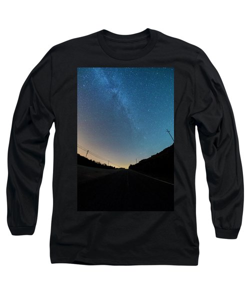 Milky Way Geres 5 Long Sleeve T-Shirt