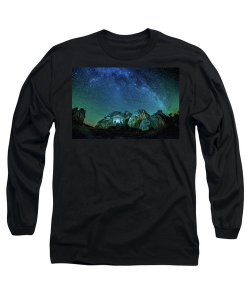 Milky Way Long Sleeve T-Shirt