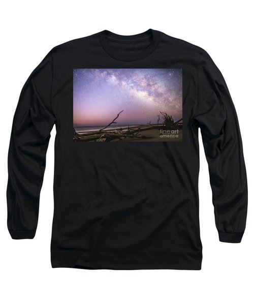 Milky Way Roots Long Sleeve T-Shirt